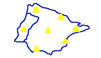 areas dedistribucao