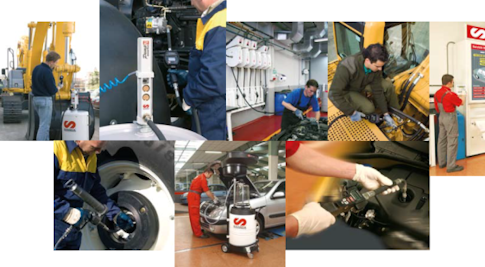 equipamiento industrial