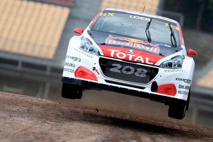 WRX é o mais recente Campeonato Mundial da FIA lançado em 2014.