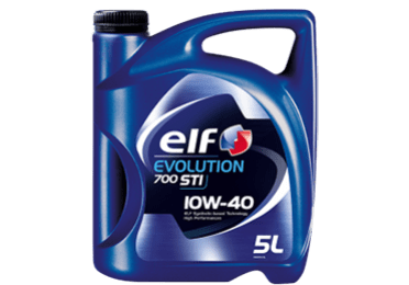 ELF EVOLUTION 700 STI 10W-40