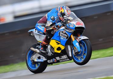 ELF e as competições do motociclismo